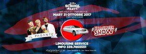 The Halloween Show Party / Guest IL Pagante Magriffe 31 ottobre 2017 Discoteca ☆ INGRESSO V.I.P. SALTAFILA Euro 18 con 2 Drink & SALTA FILA